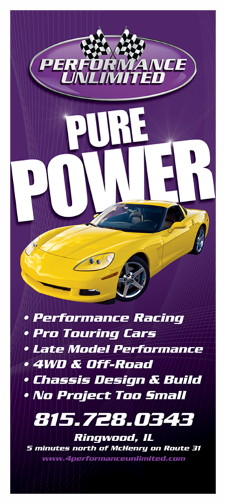 Performance Unlimited – Pure Power