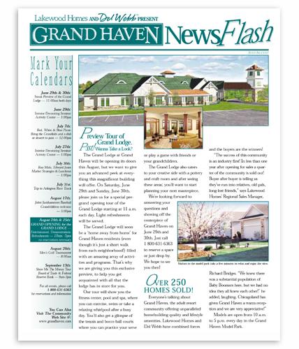 GrandHaven News Flash