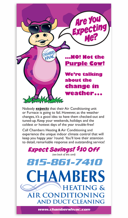 Chamber's Heating & Air Conditioning