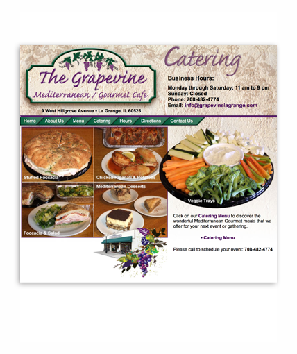 The Grapevine Mediterranean Café