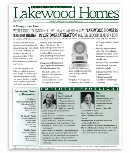 Lakewood Homes