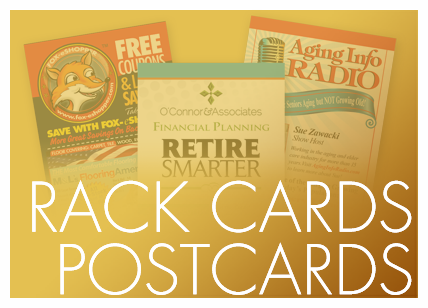 Rack Cards & Postcards