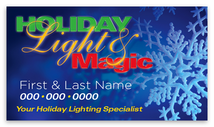 Holiday Light & Magic