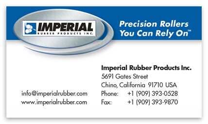 Imperial Rubber Products, Inc.