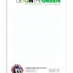 Get On The Green. Mueller Door Corporation