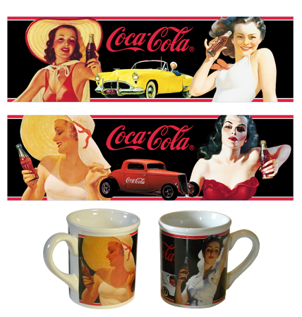Coca-Cola Mugs