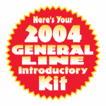 General Line Introductory Kit 2004